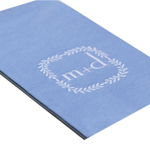 100 Custom Guest Towels