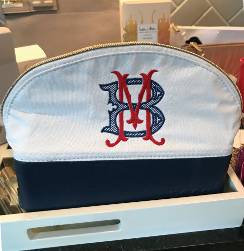 Bogg Bag with Duogram Monogram