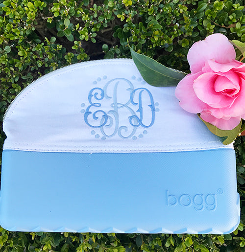 Bogg Bag with Ophelia monogram