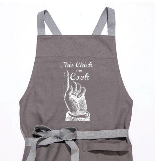 This Chick Can Cook Apron