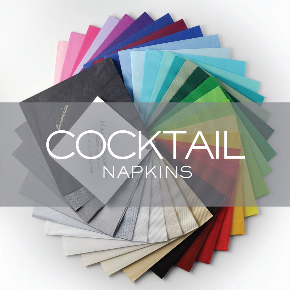 Cocktail Napkins - Customizer