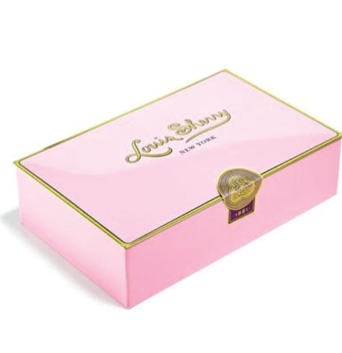 12-Piece Pink Chocolate Tin