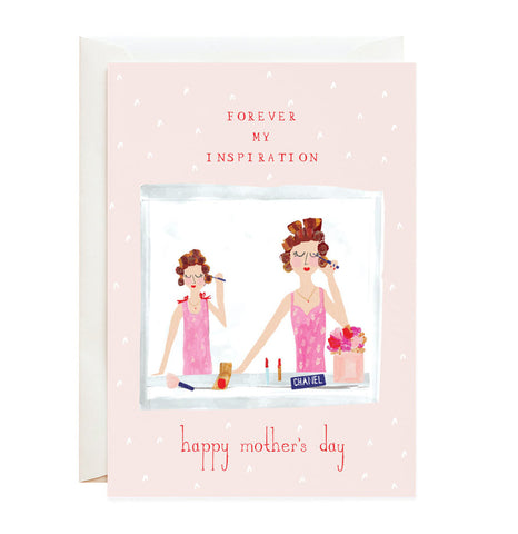 "Mother's Day ""Lives So Beautiful"" Card"