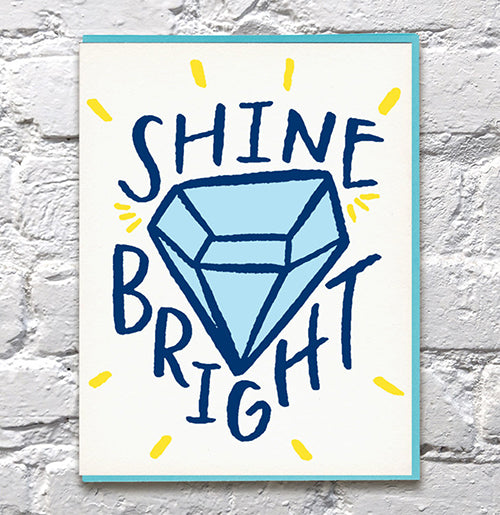 Shine Bright Card
