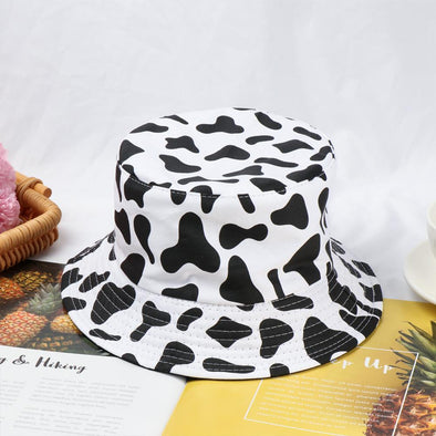 """Moo"" Bucket Hat"