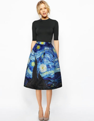 Starry Night Skirt