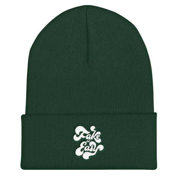 Fake It Easy Beanie