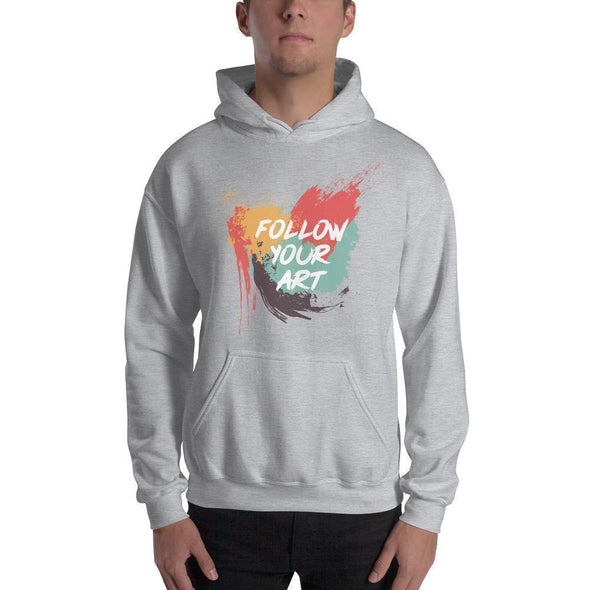 Follow Your Art Hoodie