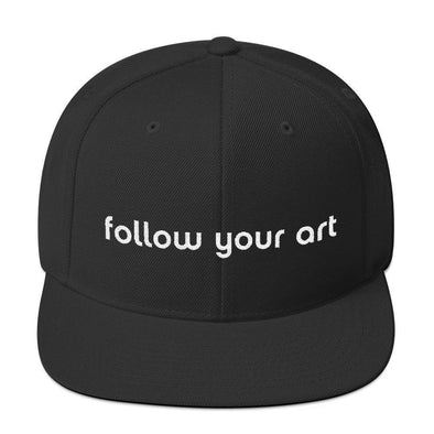 Follow Your Art Snapback