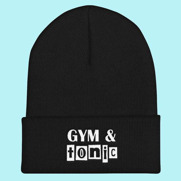 Gym And Tonic Beanie
