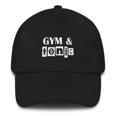 Gym And Tonic Cap