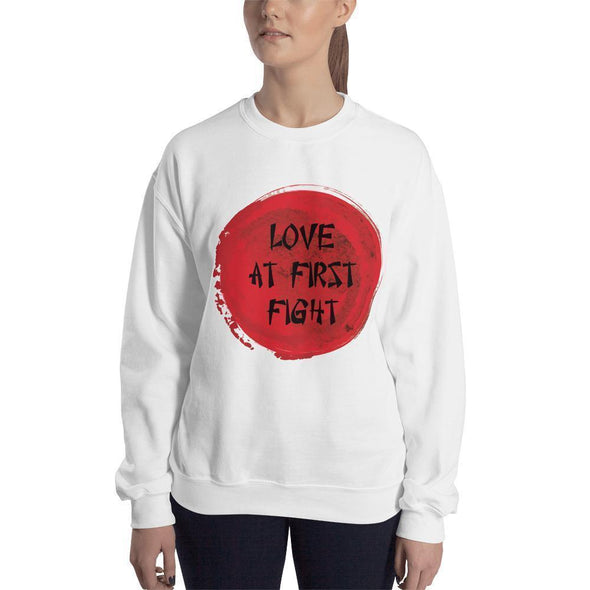 Love At First Fight Sweatshirt
