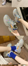 Transparent Sneakers