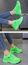 Classic Color Chunky Sneakers
