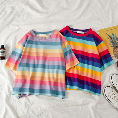 Rainbow Casual Tee