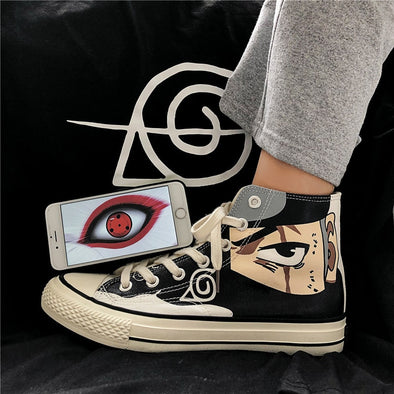 Anime Canvas Shoes