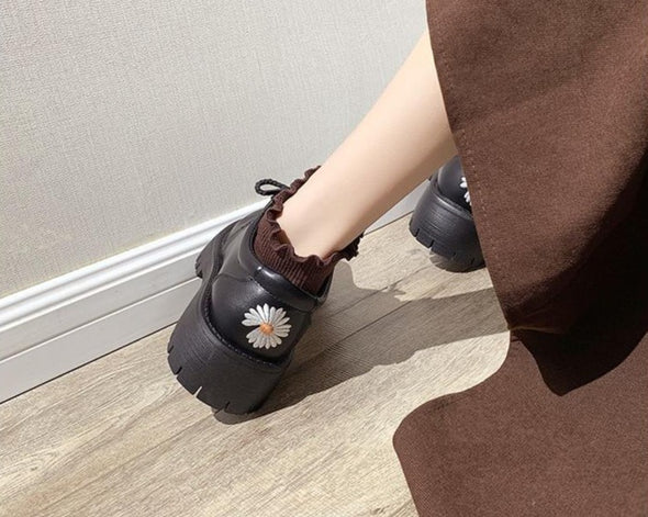 Daisy Grunge Shoes