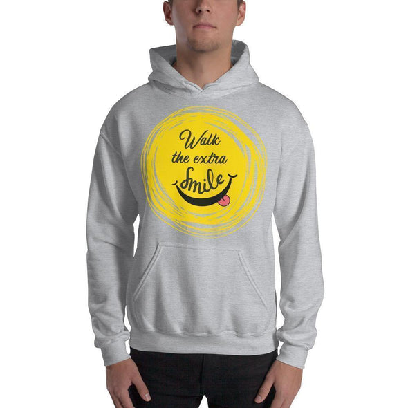 Walk The Extra Smile Hoodie