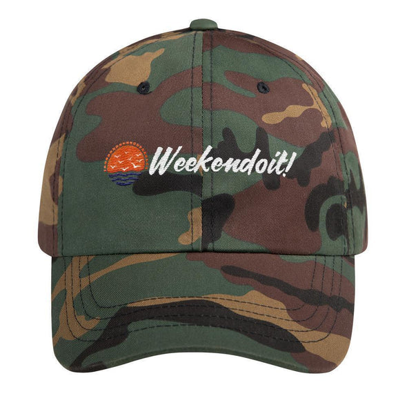 Weekendoit Cap