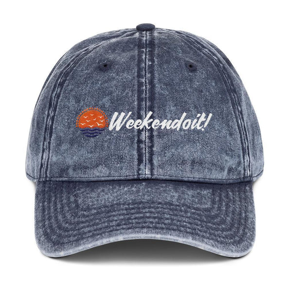 Weekendoit Vintage Cap