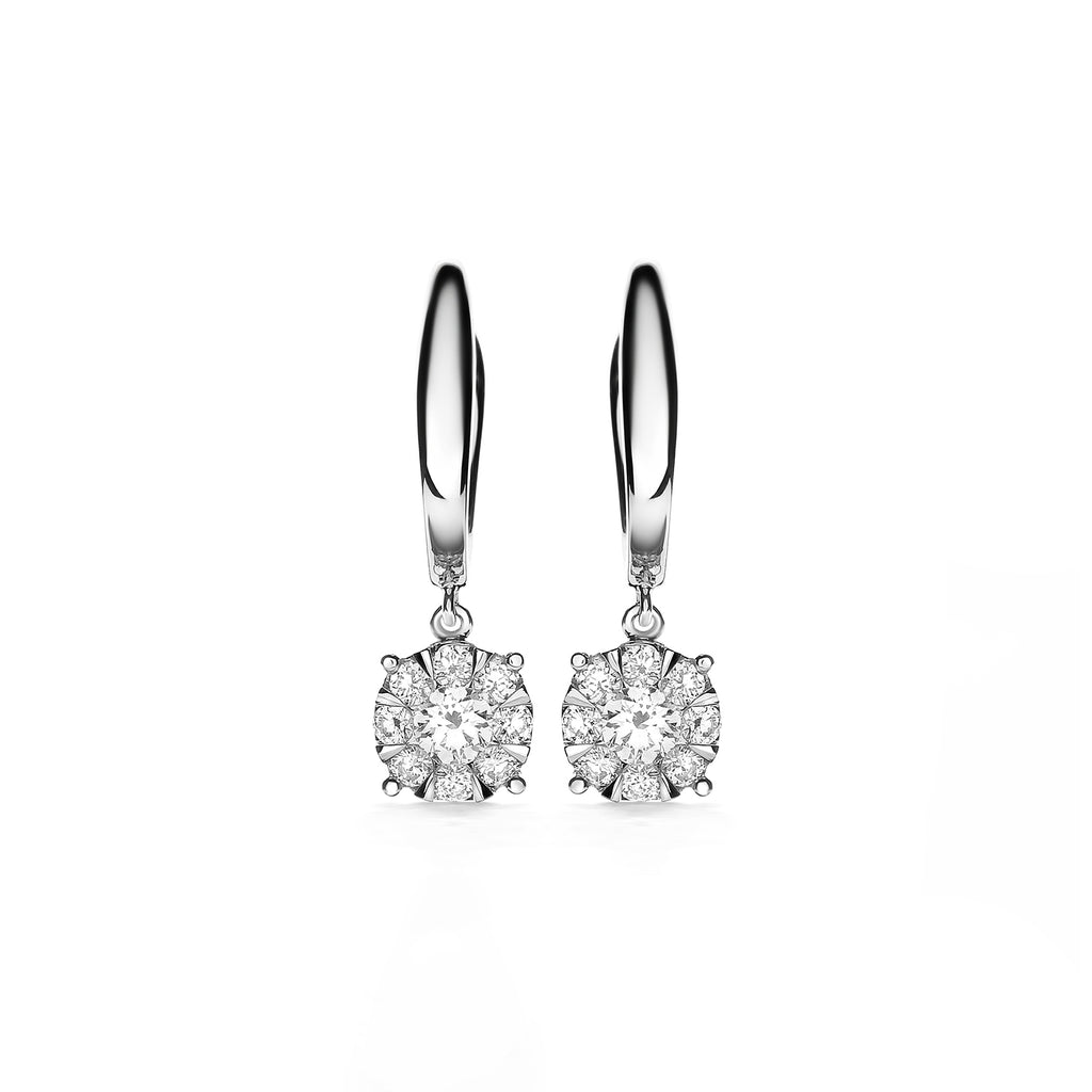 Ardelia Diamond Earrings (P1902120008)