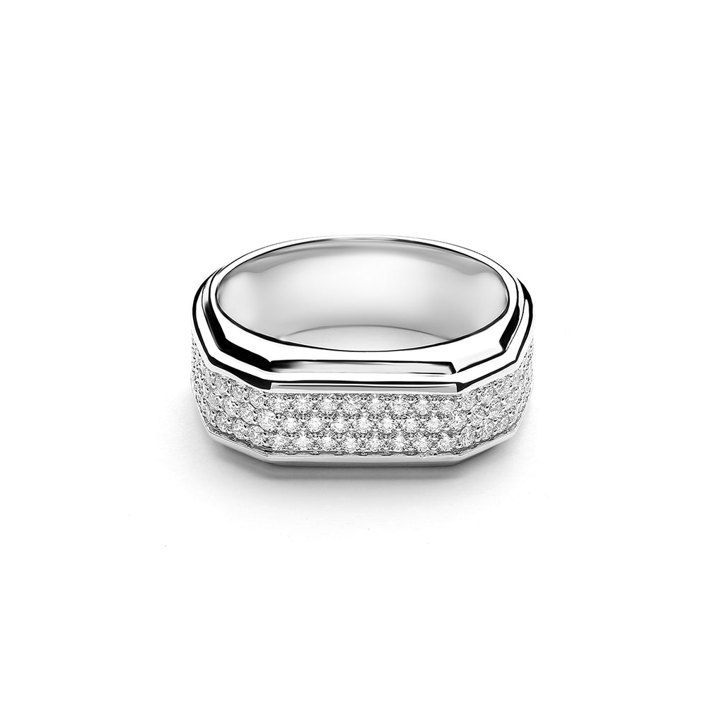 Alvaro Diamond Ring (T1909240003)