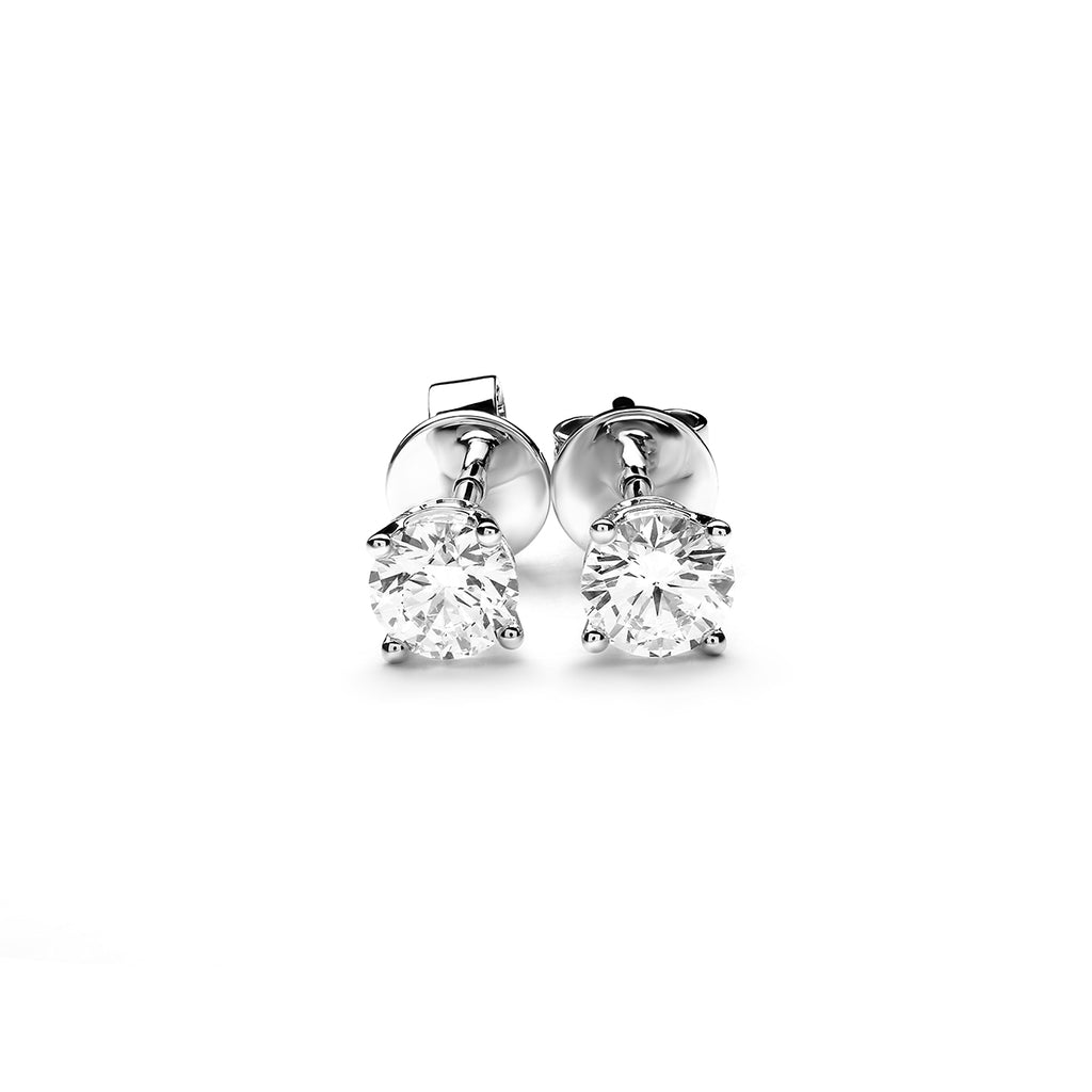 Angel Diamond Earrings (P1901290015)