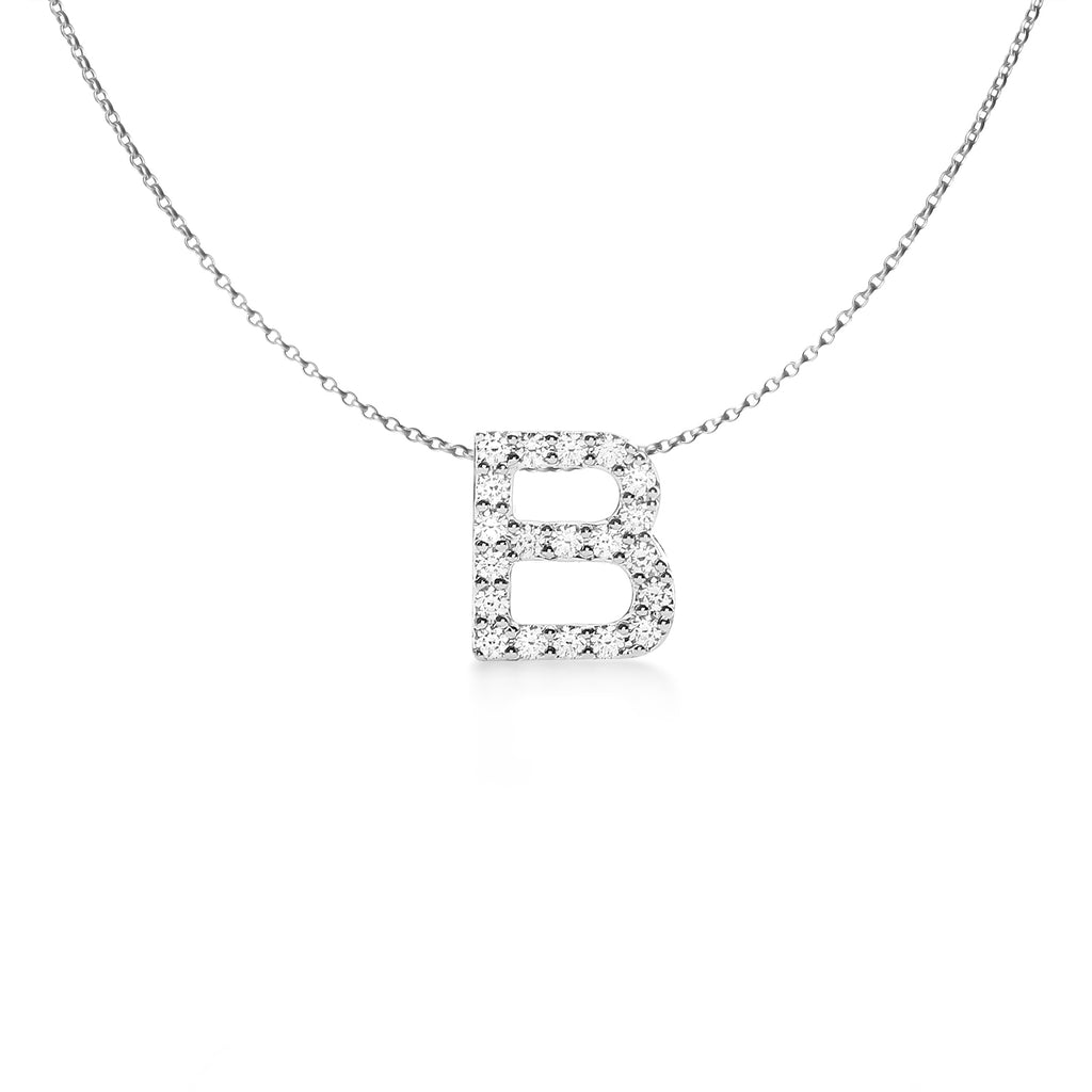 B Alphabet Necklace (P1810300065)
