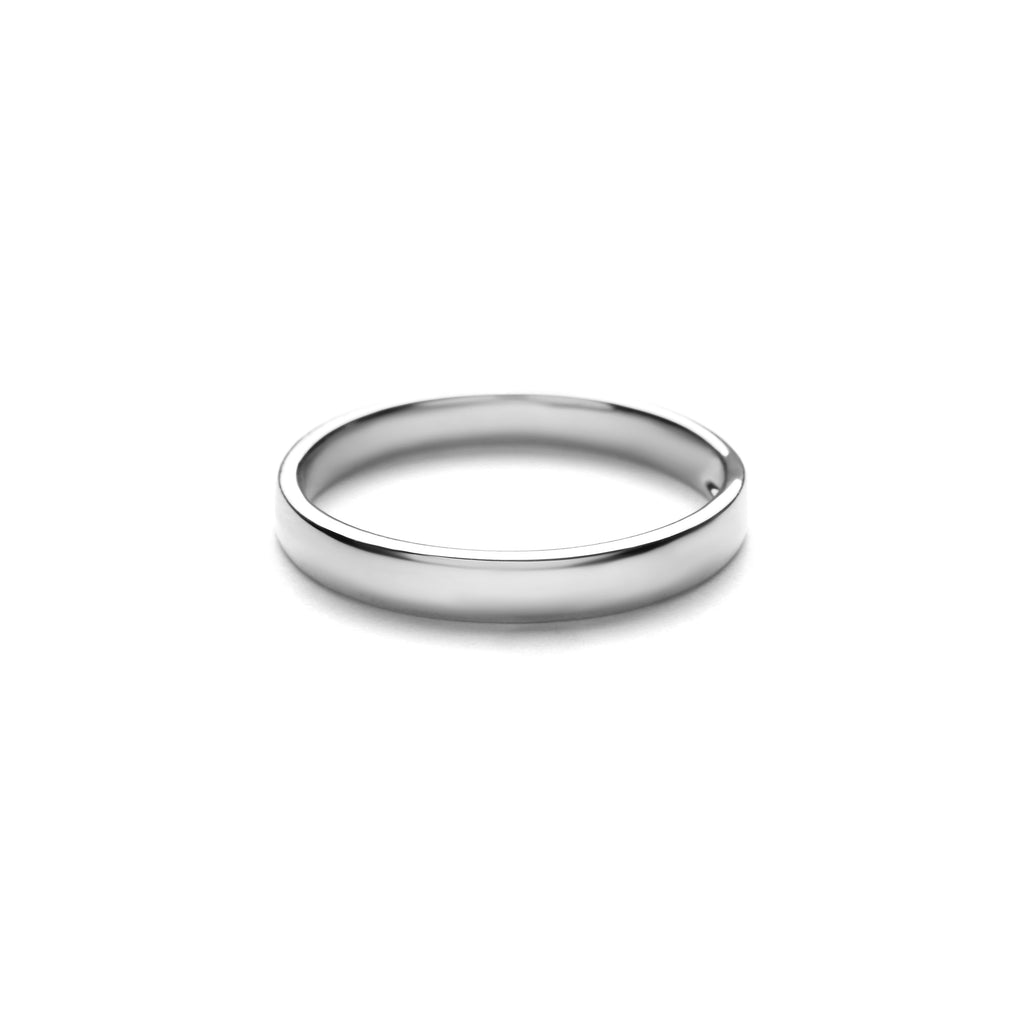 Christo Platinum Diamond Ring (T2005260007)