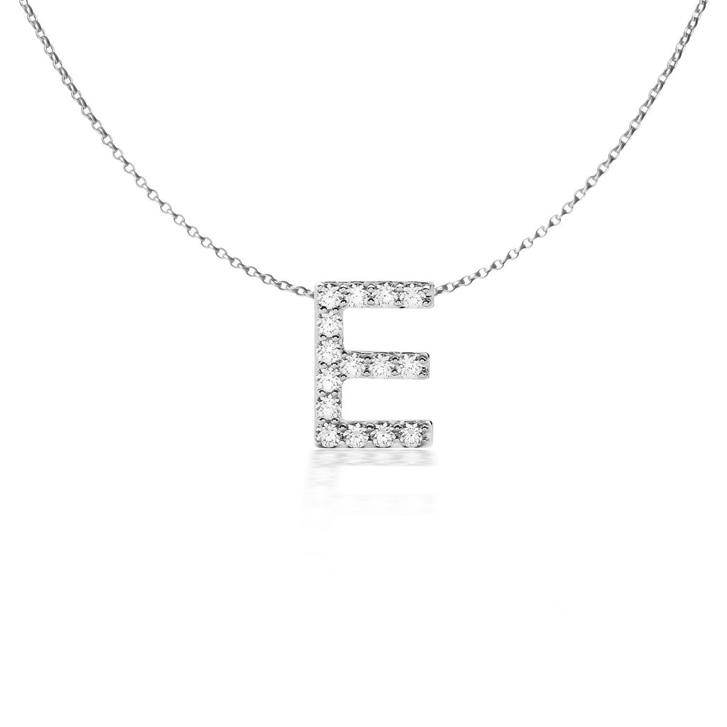 E Alphabet Necklace (P1811050040)
