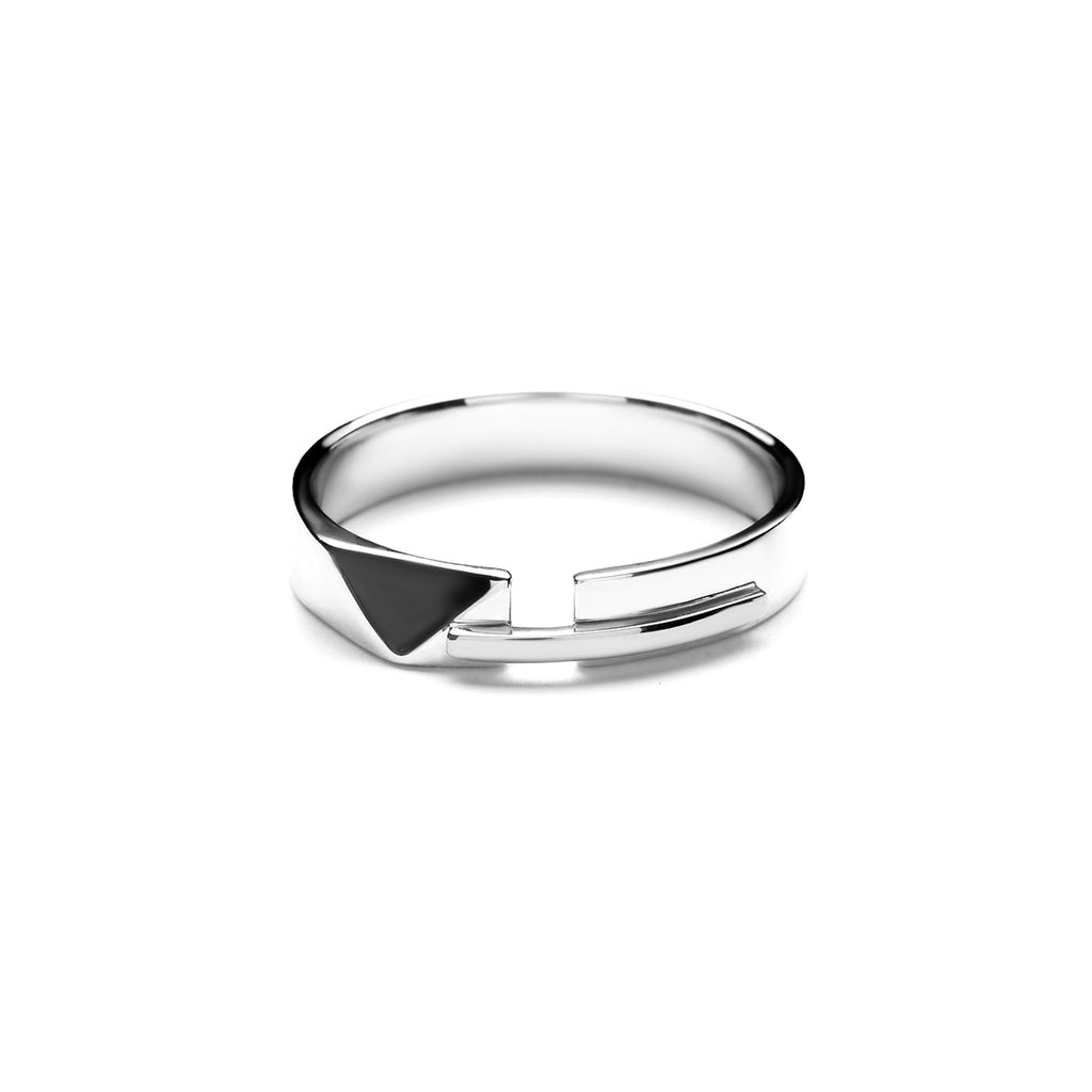 Emmanuel Platinum Diamond Ring (T2006050005)