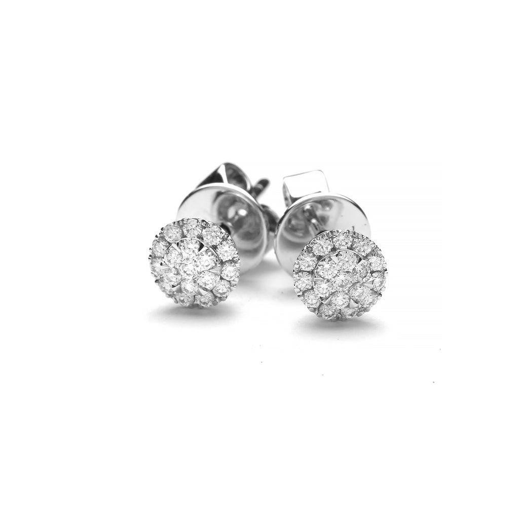Fenna Stud Small Diamond Earrings (P1904020042)
