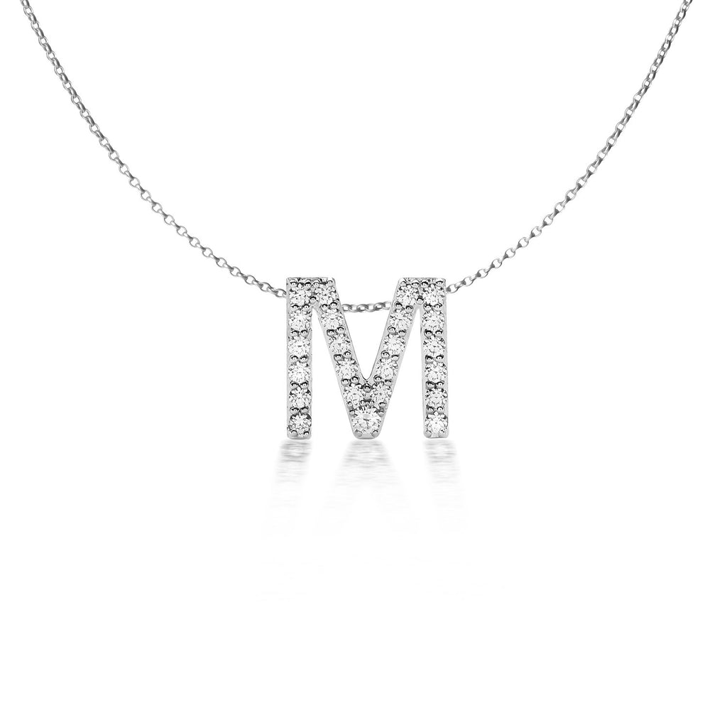 M Alphabet Necklace (P1808230040)