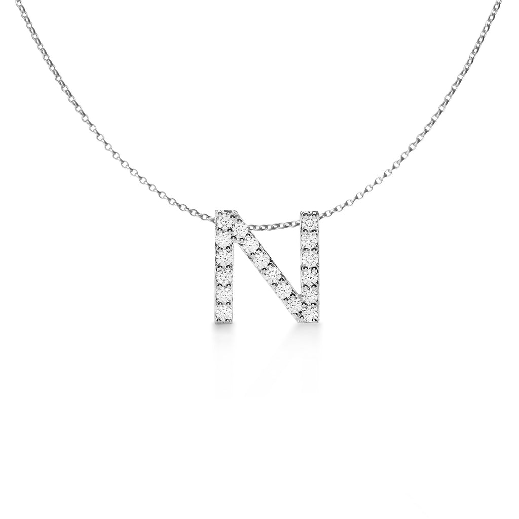 N Alphabet Necklace (P1810230041)