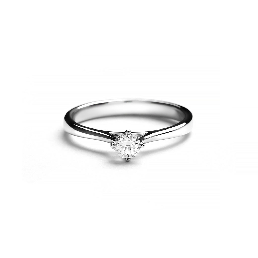 Natasha Platinum Diamond Ring (T2003040003)