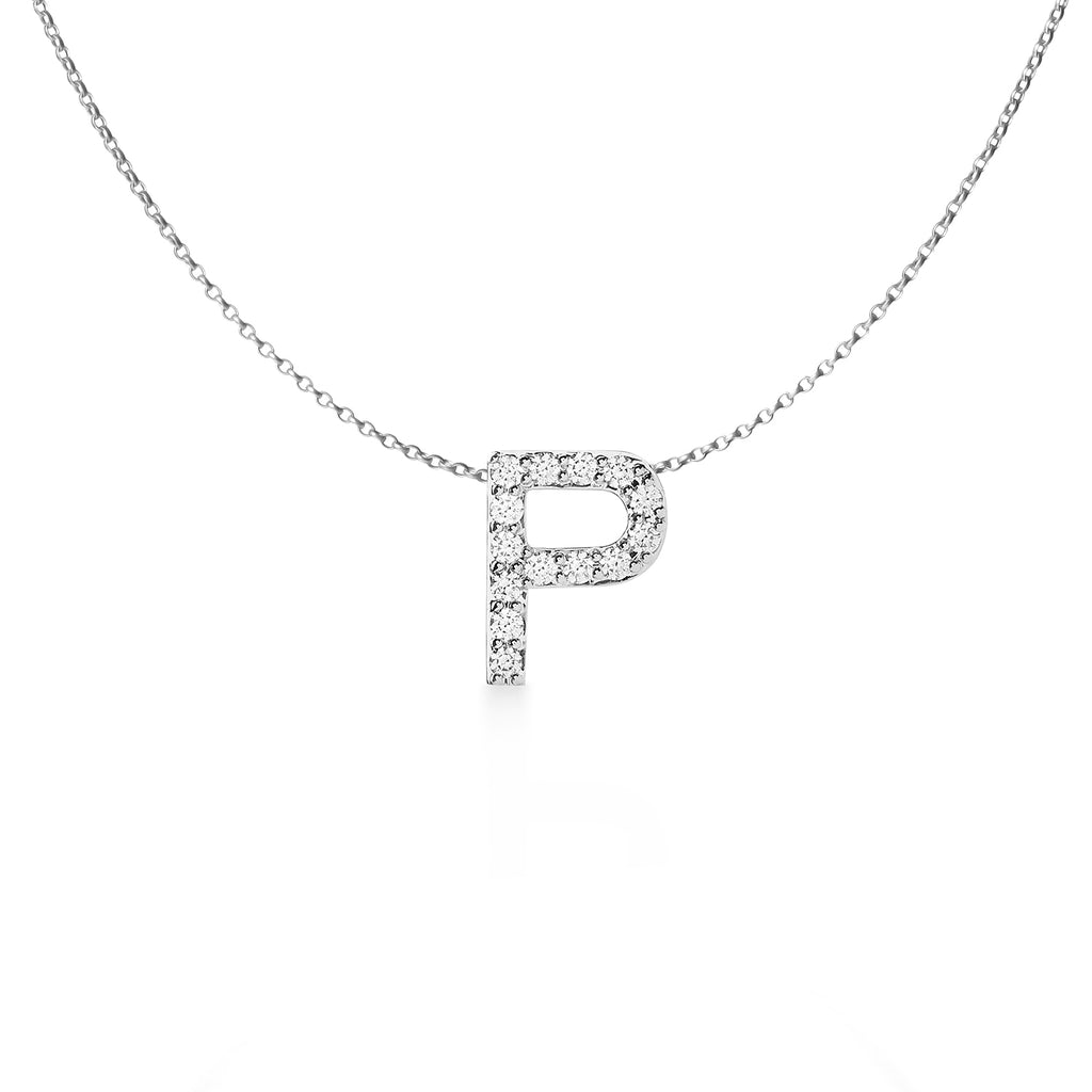 P Alphabet Necklace (P1810300069)