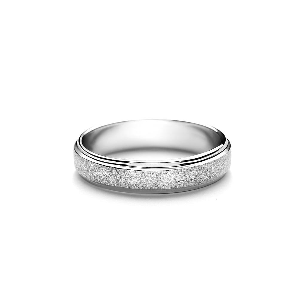 Fransisco Platinum Diamond Ring (T2003130005)