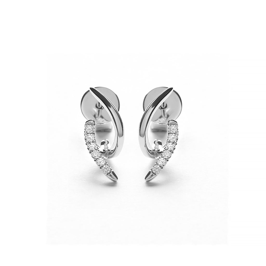 Savira Diamond Earring (P2002260224)