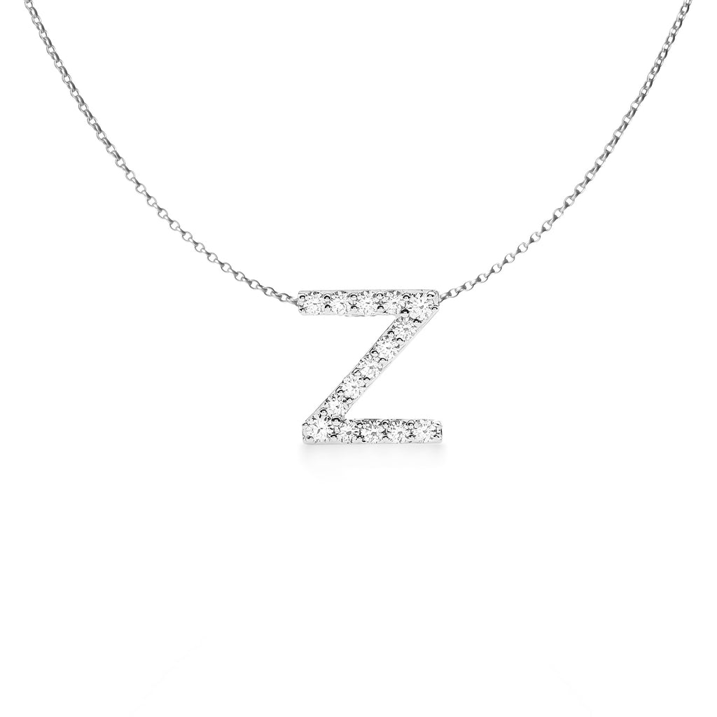 Z Alphabet Necklace (P1808310027)