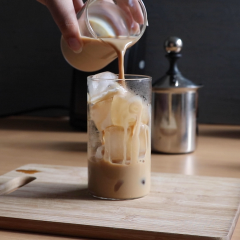 Iced Coffee Dohful Cookies