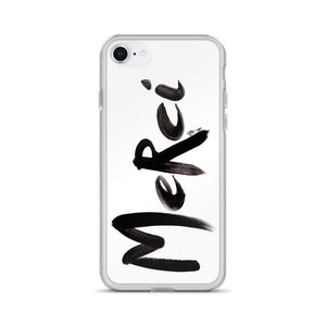 PHONE CASE: 'Merci'