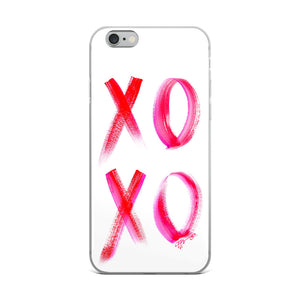 PHONE CASE: 'XOXO'