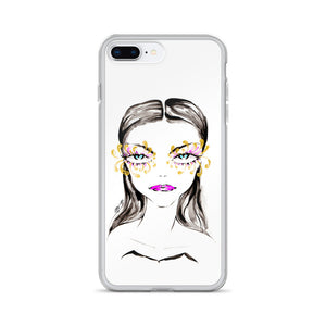 PHONE CASE: 'Butterfly Eyes'