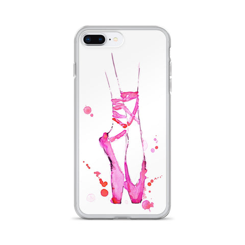 PHONE CASE: 'Ballet Shoes'