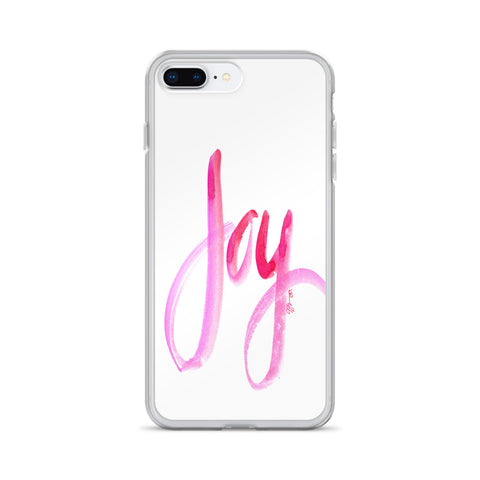 PHONE CASE: 'Pink Joy'