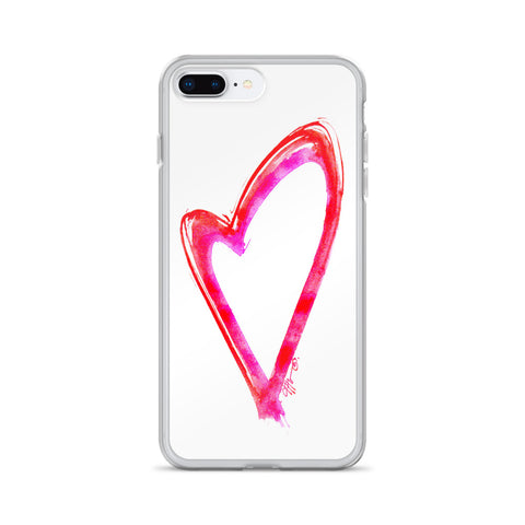 PHONE CASE: 'Pink Heart'