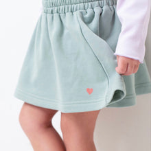 Load image into Gallery viewer, Amor de mis Amores Skirt / Mint