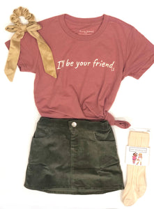 Star Basic Tee / Friend (more colors)