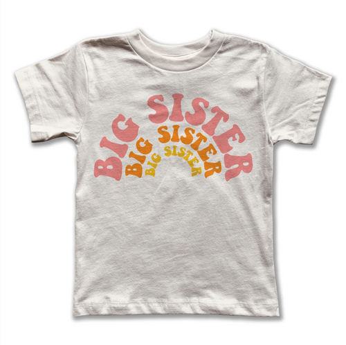 Big Sister Tee (more colors)