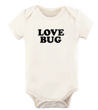 Load image into Gallery viewer, Love Bug Organic Bodysuit